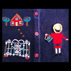 HP💕Adorable Madeline, Parisian Adventurer Sweater